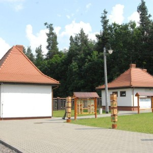 Forest station, photo by Hajnówka Forest District