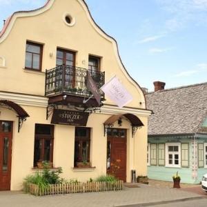"""Restauracja """"Stoczek 1929"""""""