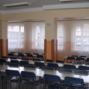 Canteen at the elementary school