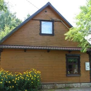 "Agrotourism farm ""Bobrowe Ranczo"" in Bernacki Most"